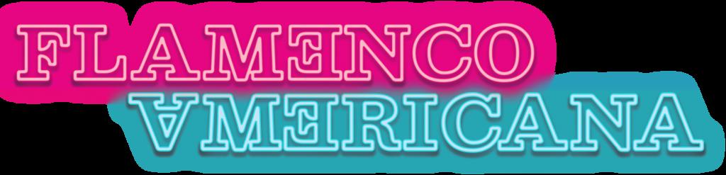 logo-flamenco-americana-pink-blue